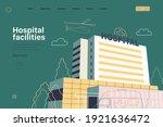 medical insurance   hospital... | Shutterstock .eps vector #1921636472