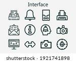 premium set of interface  s ...
