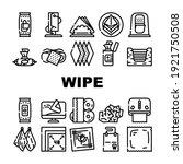 wipe hygiene accessory...   Shutterstock .eps vector #1921750508