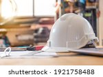 Construction concepts. white...