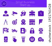 small business start up icon...