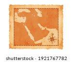 old vintage middle east  ... | Shutterstock .eps vector #1921767782