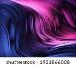 striped waves background....   Shutterstock .eps vector #1921866008