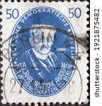 Germany  Ddr   Circa 1950  A...