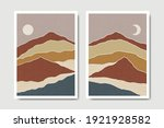 abstract contemporary mid...   Shutterstock .eps vector #1921928582