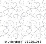 Hearts Background To Valentine...
