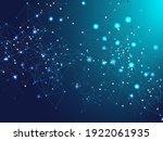 big data information ...   Shutterstock .eps vector #1922061935