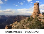 Desert View Watch Tower At...