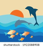 an illustration showing... | Shutterstock .eps vector #1922088908