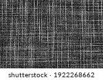 grunge texture linen fabric.... | Shutterstock .eps vector #1922268662