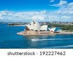 Постер, плакат: Sydney Opera House Sydney