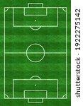 soccer field. football stadium. ... | Shutterstock .eps vector #1922275142