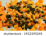 roasted butternut squash with...