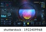concept of fingerprint...   Shutterstock .eps vector #1922409968