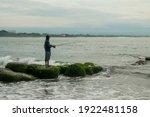 Sanur Beach  Bali  Indonesia ...