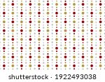 seamless pattern with circle... | Shutterstock .eps vector #1922493038