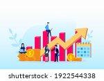 partnership  team work  startup ...   Shutterstock .eps vector #1922544338