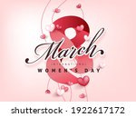 international women's day... | Shutterstock .eps vector #1922617172