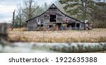 An Old  Weathered And...