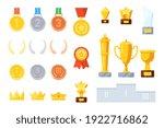 winner award prize for business ...   Shutterstock .eps vector #1922716862
