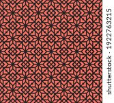 seamless texture with arabic... | Shutterstock . vector #1922763215