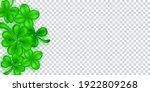 illustration on st. patrick's... | Shutterstock .eps vector #1922809268