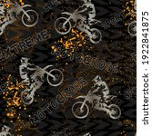 abstract seamless grunge...   Shutterstock .eps vector #1922841875