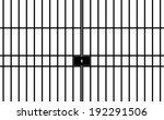 prison   vector | Shutterstock .eps vector #192291506