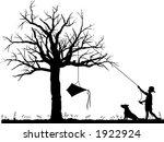 vector silhouette graphic... | Shutterstock .eps vector #1922924