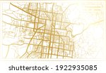toowoomba australia city map in ... | Shutterstock .eps vector #1922935085