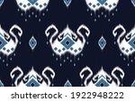 geometric ethnic oriental ikat...   Shutterstock .eps vector #1922948222