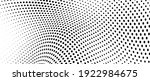 the halftone texture is... | Shutterstock .eps vector #1922984675