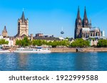 Cologne Cathedral And Great...