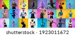 Sport Collage Of 20...