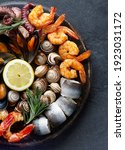 Seafood Charcuterie Platter...