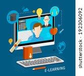 education school university e... | Shutterstock .eps vector #192306092