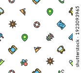 seamless pattern abstract...   Shutterstock .eps vector #1923093965