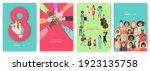 international women s day on... | Shutterstock .eps vector #1923135758