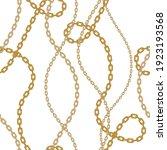 Chains Pattern Seamless. Design ...