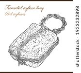 Fermented Soybean Lump  Block...