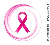 breast cancer awareness month.... | Shutterstock .eps vector #1923327935