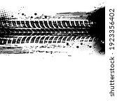 Tracks Of Tyre  Tire Print...