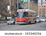 toronto  canada   may 9  2014 ... | Shutterstock . vector #192340256
