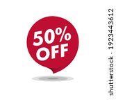 sale of special offers and... | Shutterstock .eps vector #1923443612