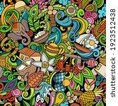 cartoon doodles sri lanka... | Shutterstock .eps vector #1923512438