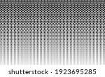 halftone dot. fade gradient.... | Shutterstock .eps vector #1923695285
