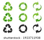 Recycling Icon. An Arrow That...