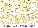 dark green vector polygon...   Shutterstock .eps vector #1923713822