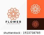 boutique flower fashion...   Shutterstock .eps vector #1923738785