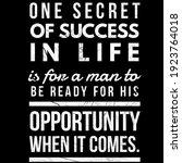 inspirational quotes  wisdom...   Shutterstock . vector #1923764018